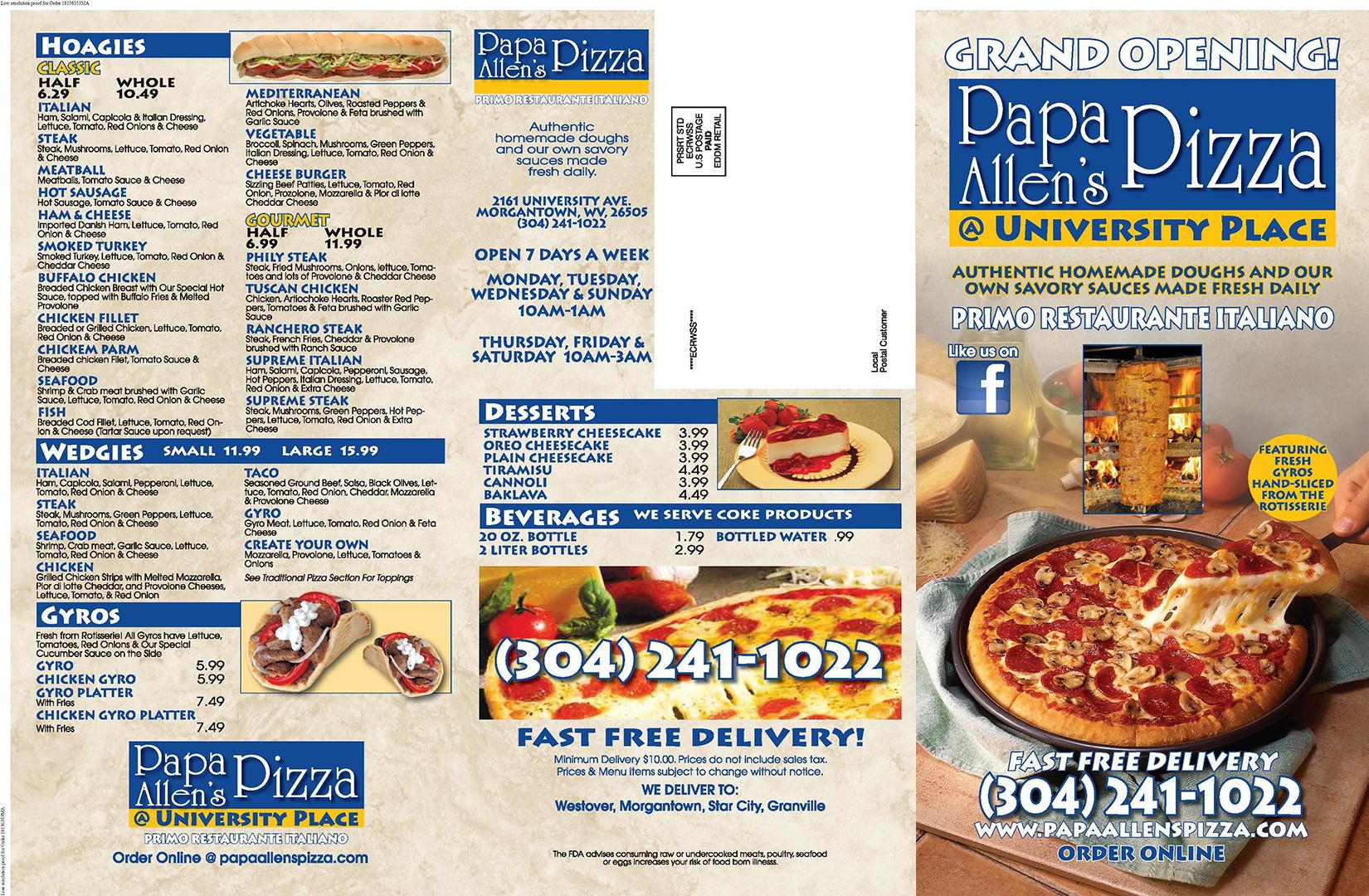 Napoli's Pizza & Restaurant - Allen, TX |Pizza Allen